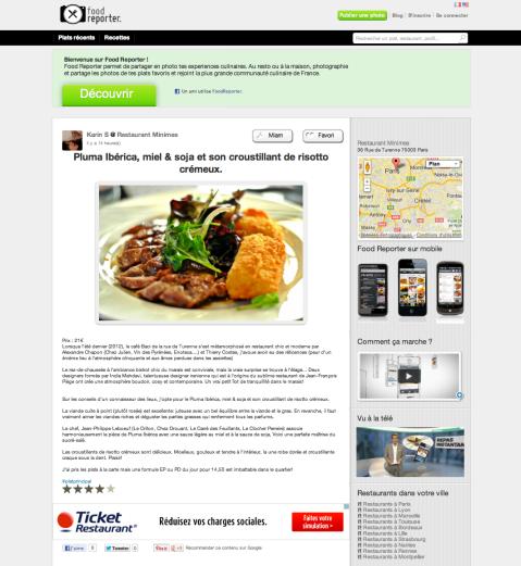 Food Reporter.com-Pluma Iberica