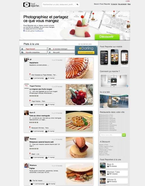 Food Reporter.com