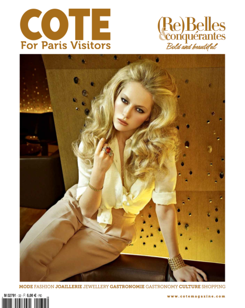 Cote Magazine février 2013 couv