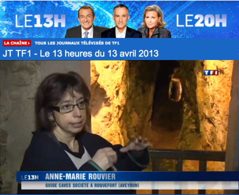 JT de TF1 Samedi 13 Avril
