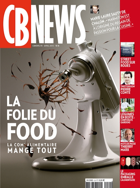 Couverture CB NEWS
