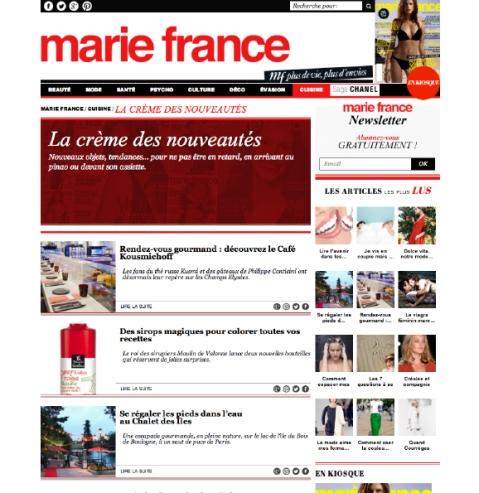 Mariefrance.fr