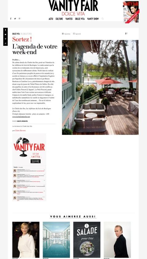 VanityFair.fr 24 juillet 2013 p1