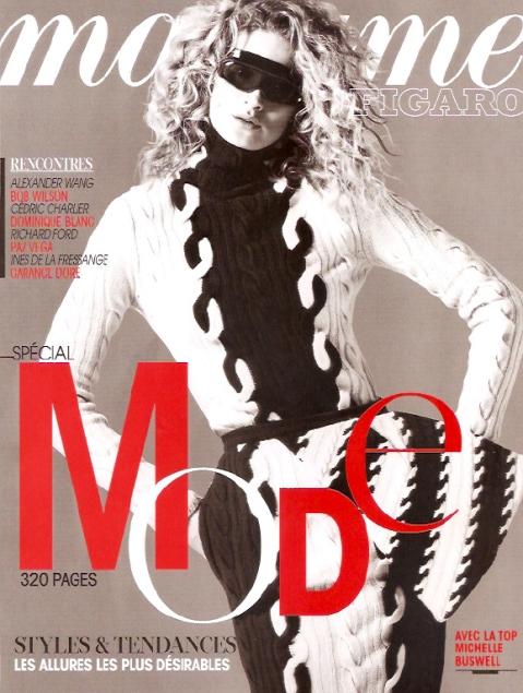 Madame Figaro 30 Aout 2013