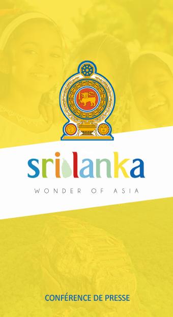 Invitation Presse Ambassade Sri Lanka