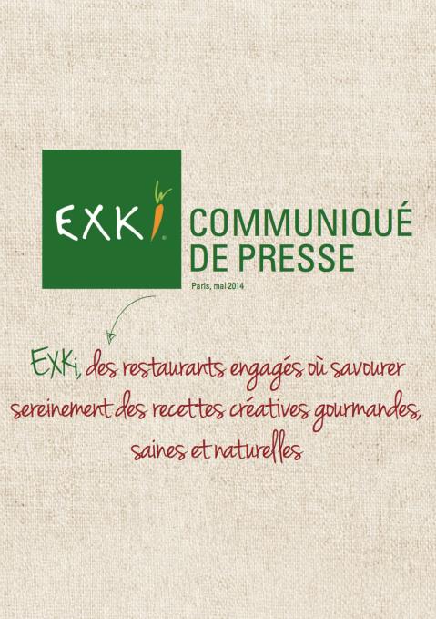 CP EXKi, le concept, les engagements, le projet