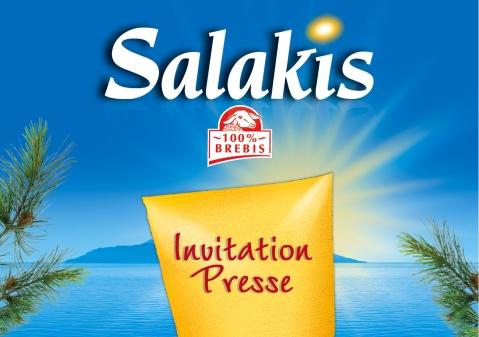 Invitation conférence de presse SALAKIS