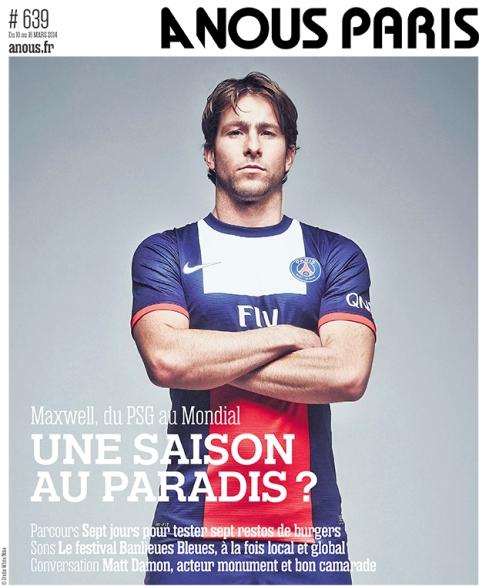 A Nous Paris 10 mars 2014