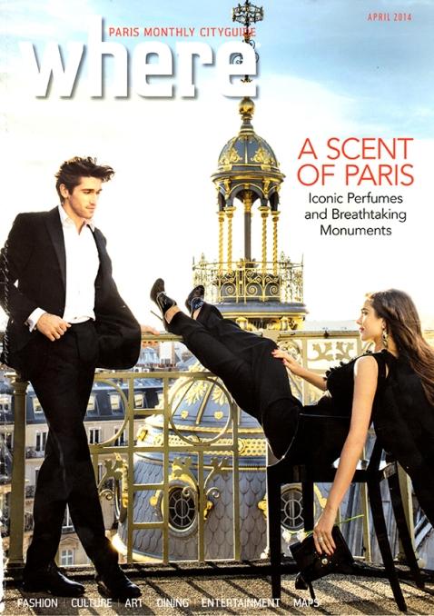 Where Paris Avril 1