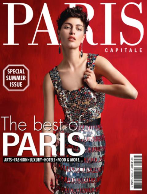 Paris Capitale Juillet aout 2014