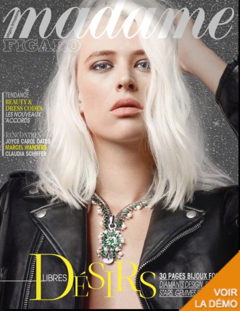 Madame Figaro, 05/06 Décembre 2014