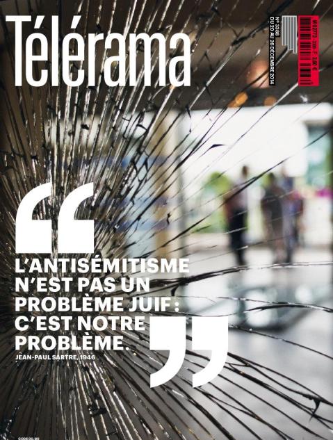 Télérama, 20/26 Décembre 2014