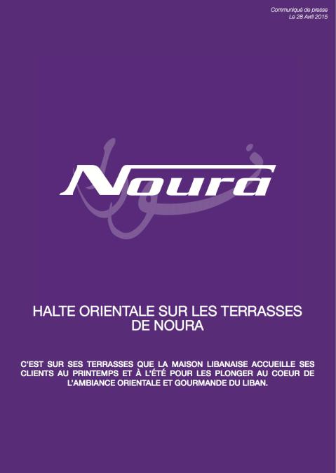 CP Terrasses Noura