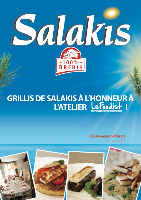 CP cuisine au Foodist Salakis
