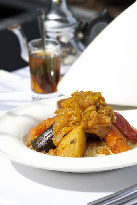 Couscous d'Agneau aux Légumes 2 BD - Zyriab - ©Christophe Pradeau