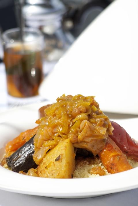 Couscous d'Agneau aux Légumes 3 BD - Zyriab - ©Christophe Pradeau