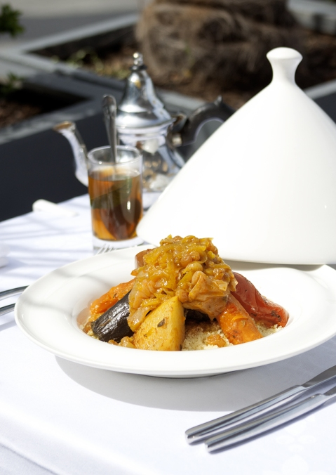 Couscous d'Agneau aux Légumes BD - Zyriab - ©Christophe Pradeau