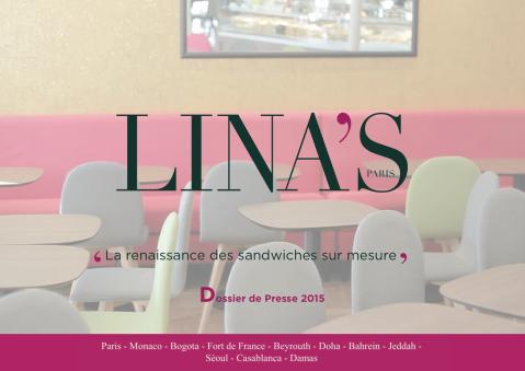 DP LINA'S 2015